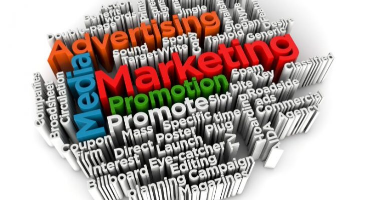 marketing and advertisement