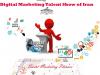 رویداد استعدادیابی متخصصان دیجیتال مارکتینگ ایران