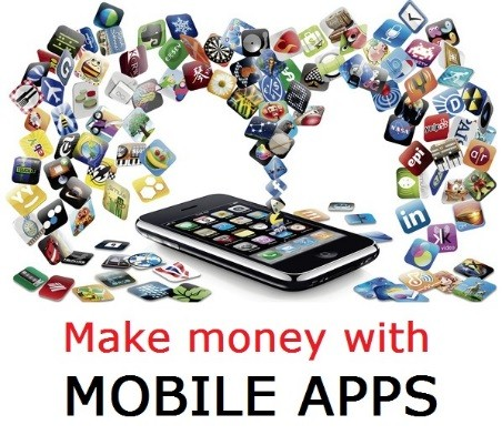make money with mobile app